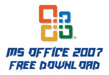 MS Office 2007 Free download