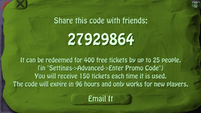 BombSquad Promo Code