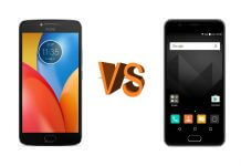 mOTO e4 plus vs yu yureka black