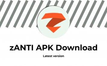 zANTI APK Download