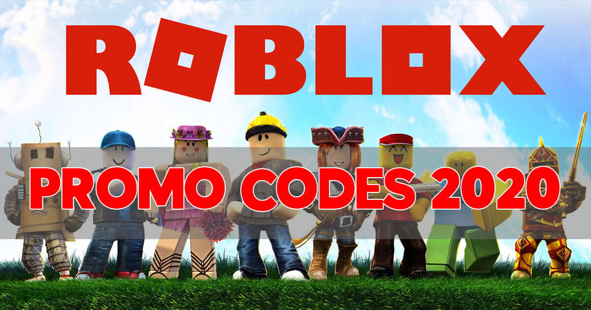 Roblox Promo Codes 2020 Free Gifts Latest Updated